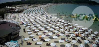 Свободен достъп до плаж Атлиман
