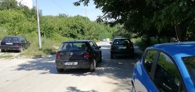Паркиране на платното за движение