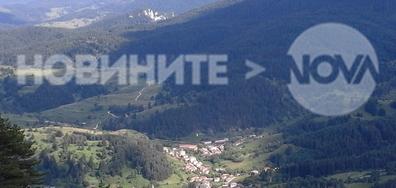 Красивата Родопи планина и с.Ягодина