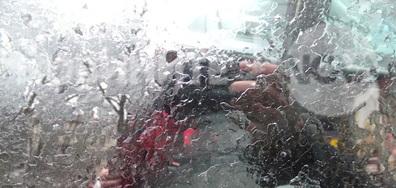 Ледени фантазии по стъклата!