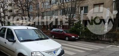 Пешеходни пътеки в София