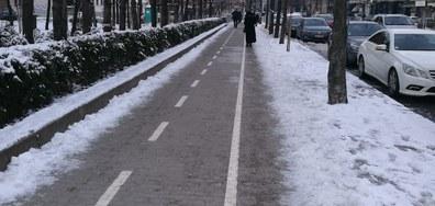Пешеходците, велоалеите и абсурдите в София