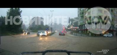 Наводнението в София