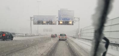 Зима в Холандия