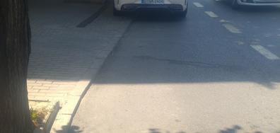Правилно паркиране
