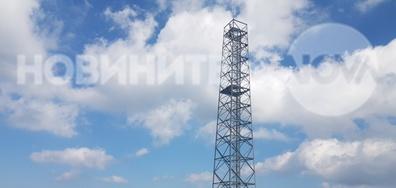"""Нестопанисвана кула за наблюдение резерват """"Торфено бранище"""""""