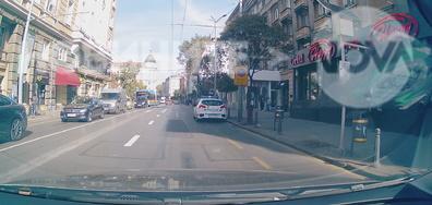 """Паркиране на """"Раковски"""""""