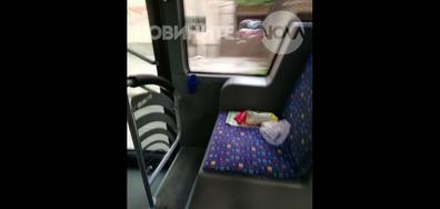 Лошо отношение в градския транспорт в Пловдив