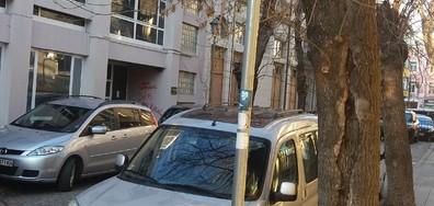 Неправомерно паркиране на служебен абонамент
