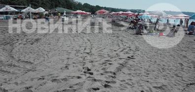 "Селски тарикатлъци на плажа в Бургас / ""Сарафово"""