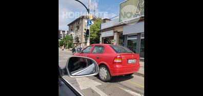 "Паркиране на бул. ""Тодор Александров"""