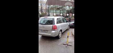 Паркиране в центъра на Варна