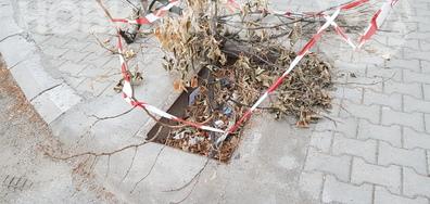 След ремонт на тротоара в Стара Загора