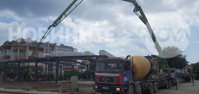 Продължават строежите в курортните комплекси