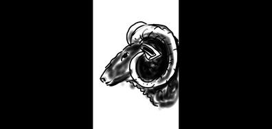 Зодия: Упорит овен