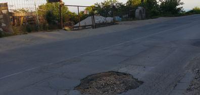 """Ужасното състояние на ул. """"Цар Борис III"""""""