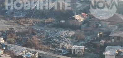 Замърсеният въздух в Хасково