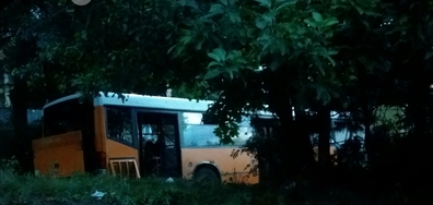 Катастрофирал автобус