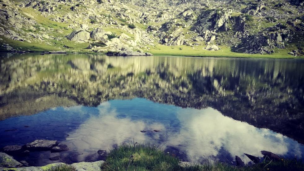 Спанополските езера, Пирин