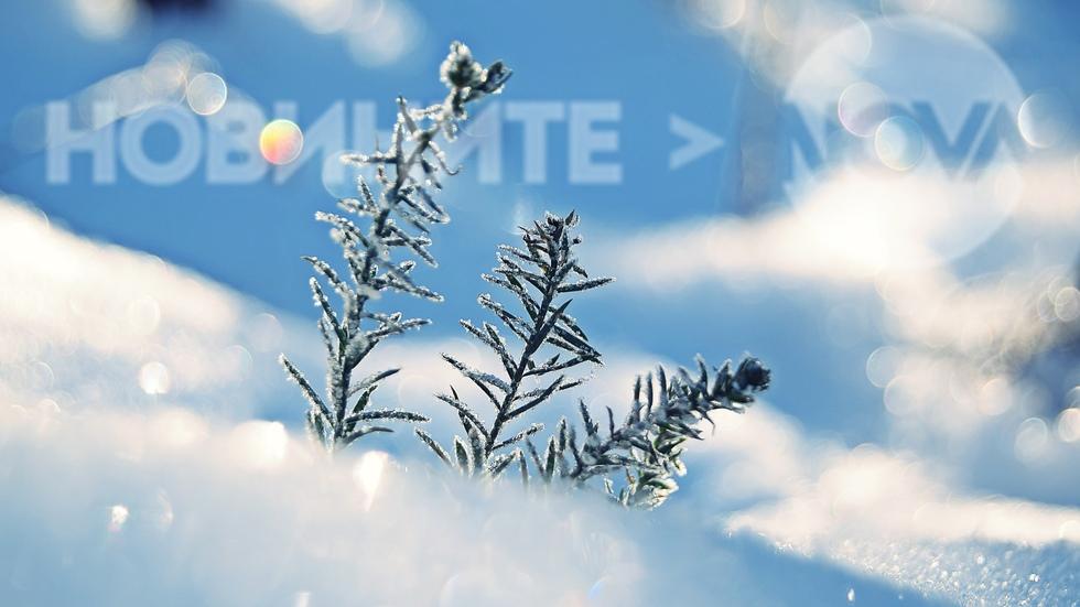 Най-нежното зимно докосване