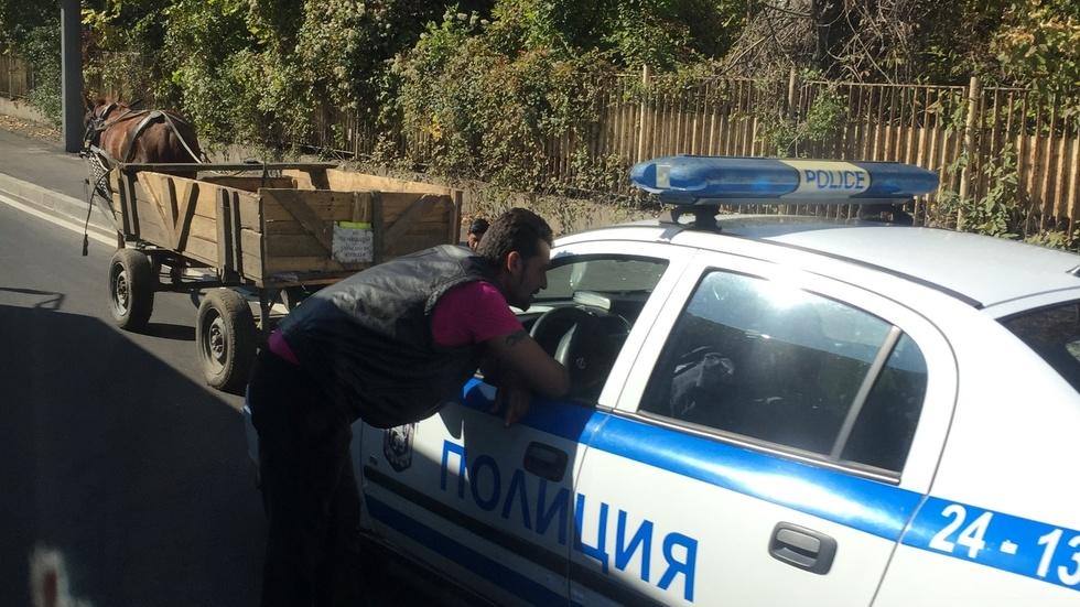 Разговор с полицията