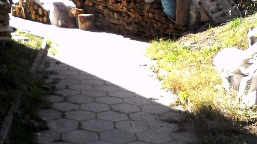 След санирането на жилищен блок в град Смолян