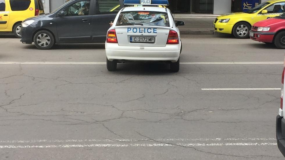 Нагли полицаи