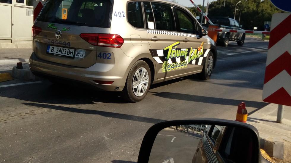 Жълти ли са такситата във Варна?