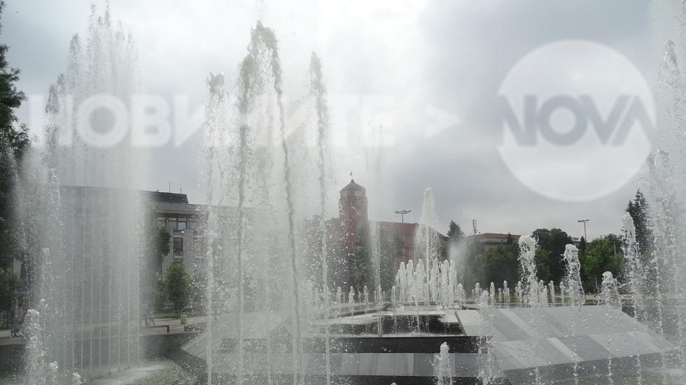 Плевненските фонтани