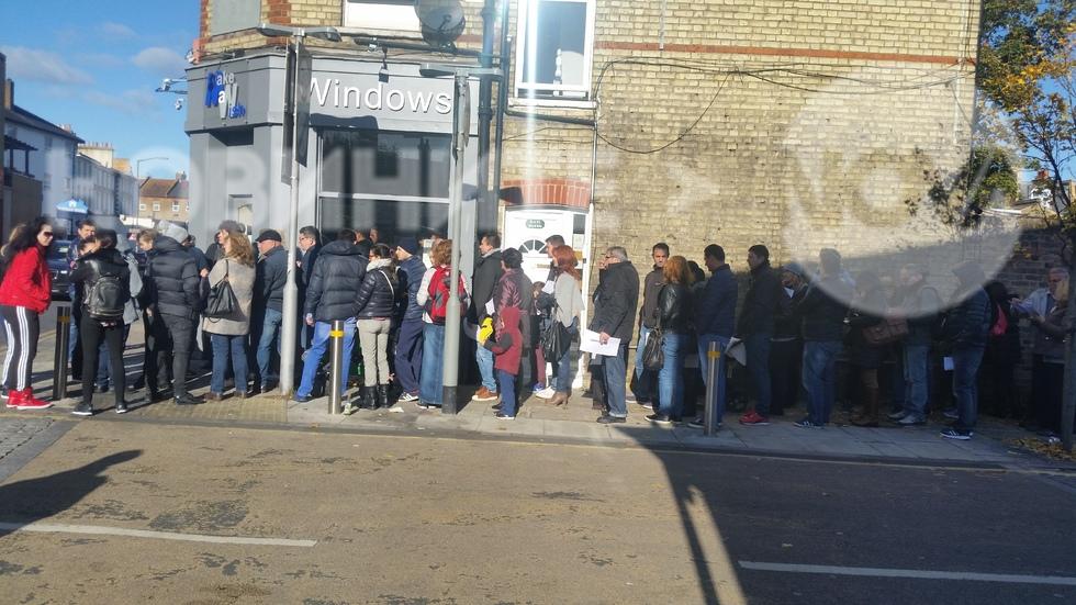 Избори в Лондон, Уимбълдън