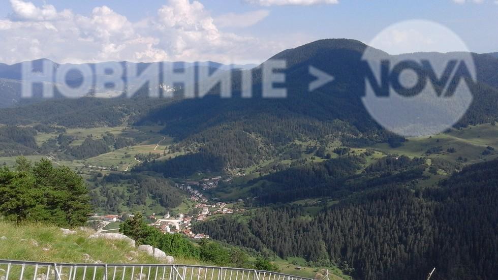 Красивата Родопи планина!