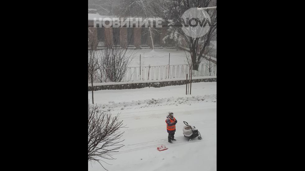 Как се справяме със зимата в Русе?