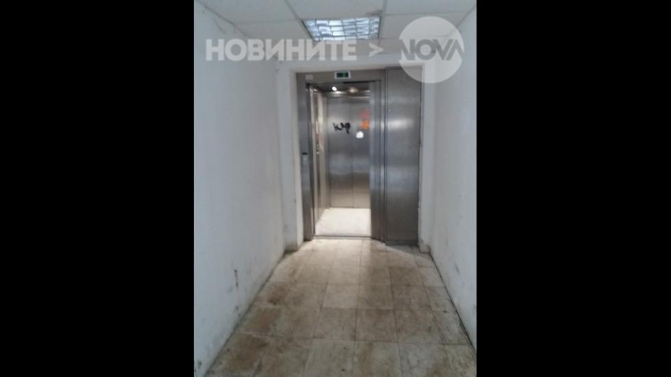 Мръсни асансьори