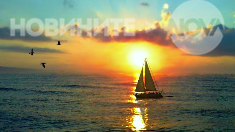 Морска приказка по Изгрев