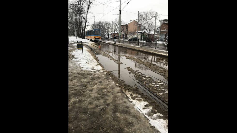 Инфраструктура на градския транспорт
