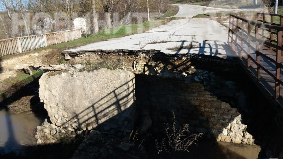 Тригодишно бедствено положение в село Малорад