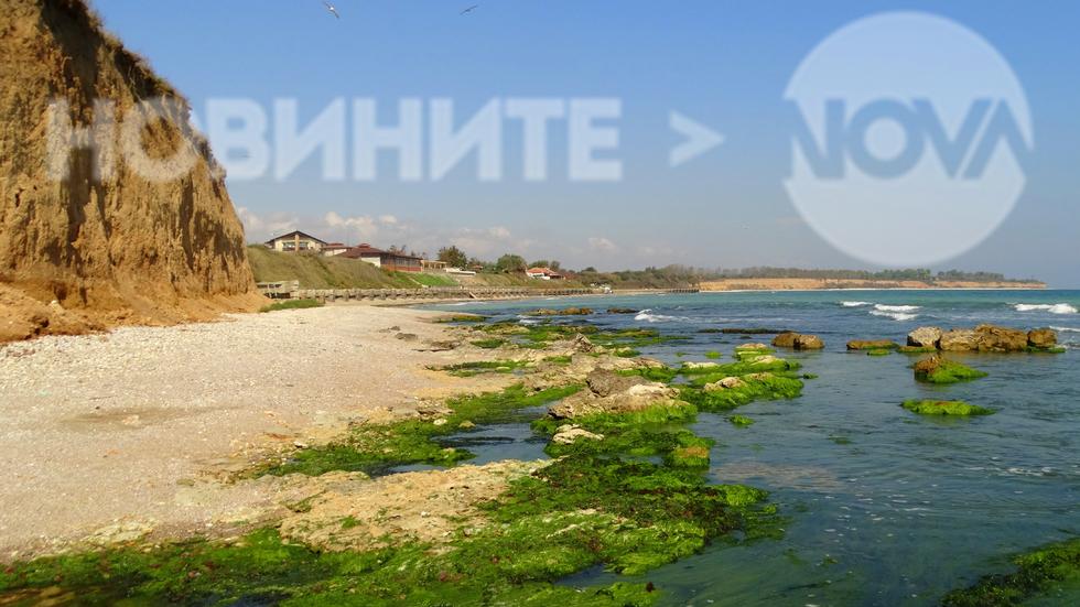 Красота, спокойствие и уединение по бреговете на Крапец