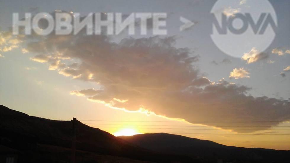 Изгрев град Шивачево