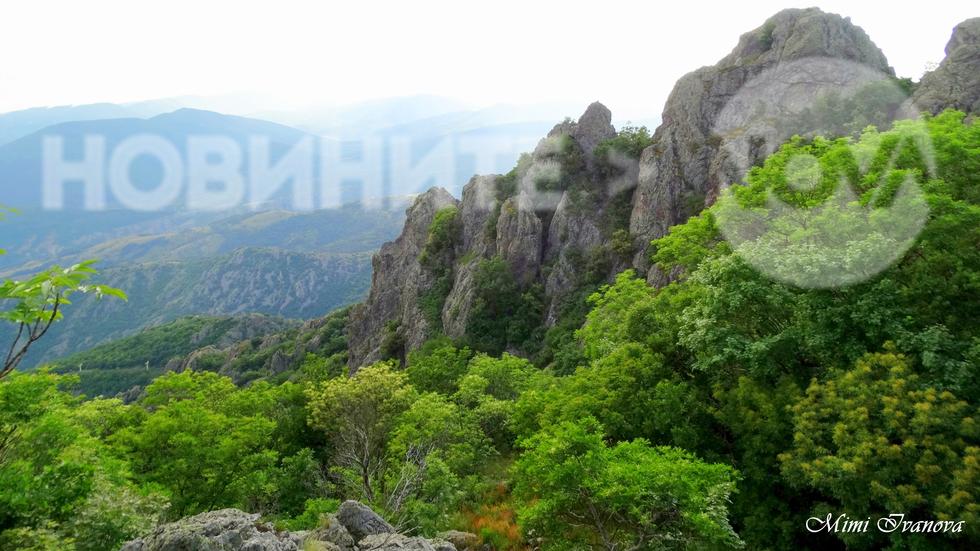 В Родопите - горещо още от ранни зори