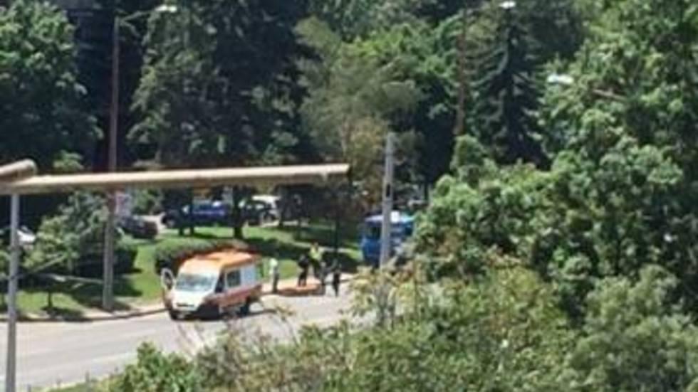 Инцидент на Ботевградско шосе