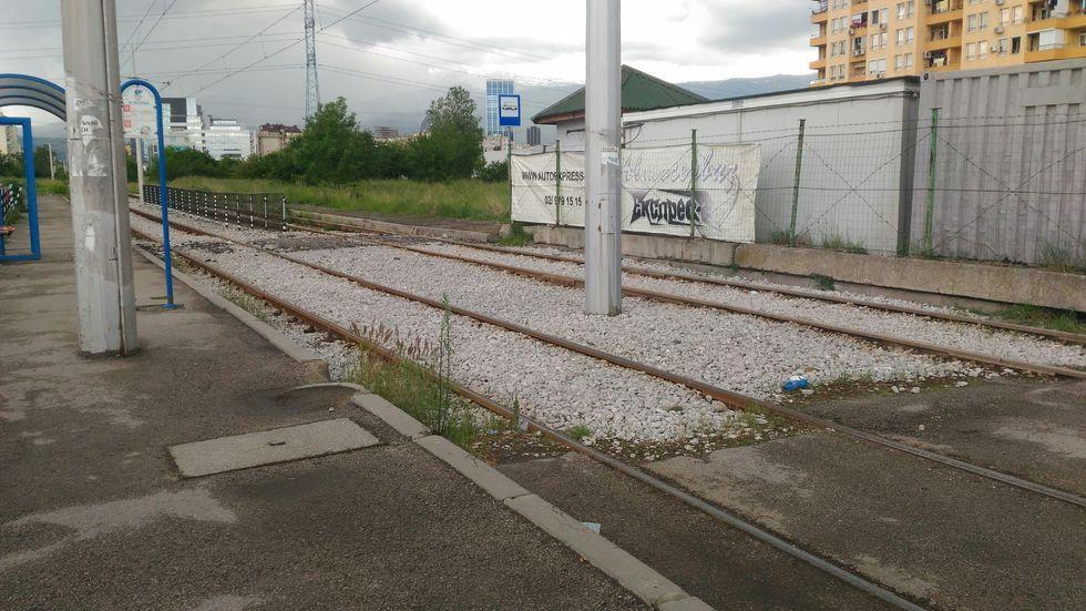 Спирките в София