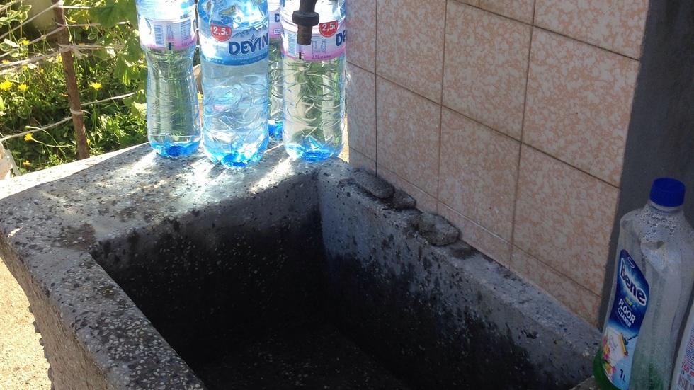 Село без вода