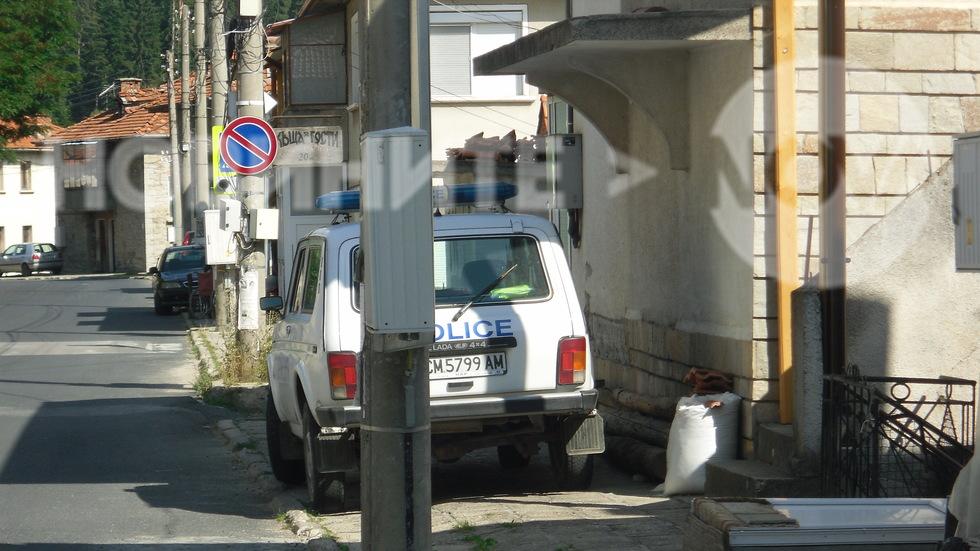 Полицейски своеволия