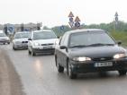 """""""Пътна полиция"""" съветва: Внимавайте с трафика преди почивните дни"""