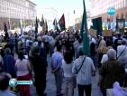 Десетки протестираха пред Министерски съвет заради поскъпването на тока