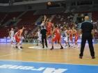 България започна със загуба European Basketball Tour София 2012
