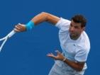 Григор отпадна и на двойки от Australian Open
