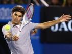 Федерер показа величието си пред Раонич