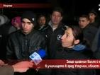 Мъж вилня с мачете в училището в град Угърчин