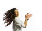 Защо Елена Петрова ръкопляска шумно в Народния театър?